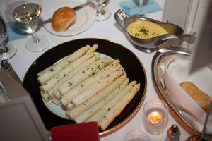 Spargel Dinner AHK San Francisco