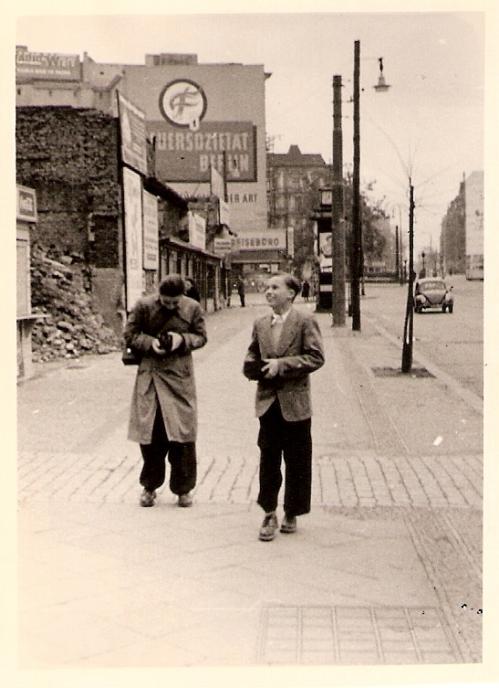 Peter u.ich 1952