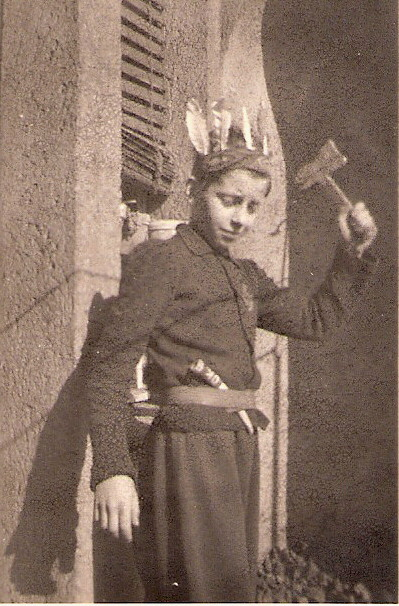 Indianer-Dieter Kermas