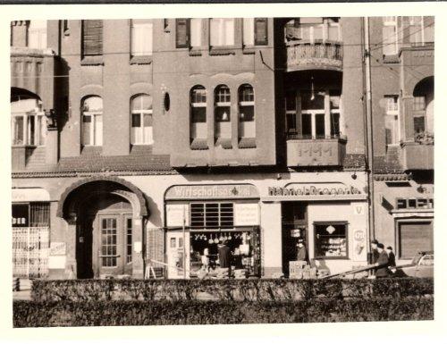 Unsere Wohnung 1953 - Dieter Kermas