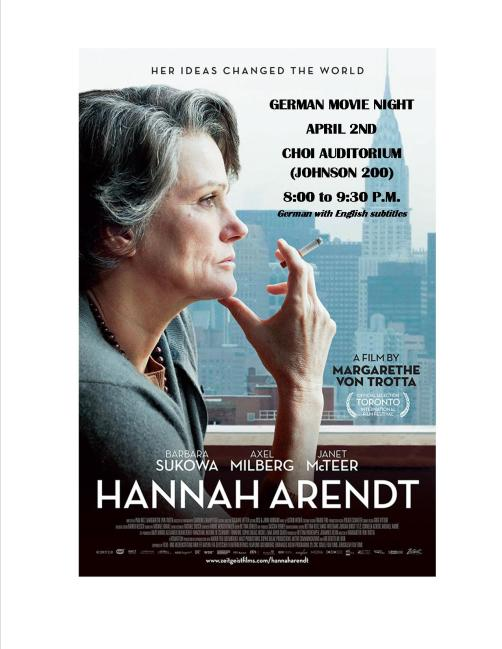 Hannah Arendt German film