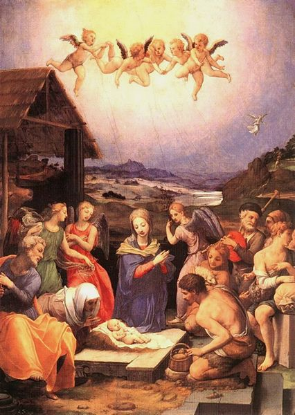 426px-Worship_of_the_shepherds_by_bronzino