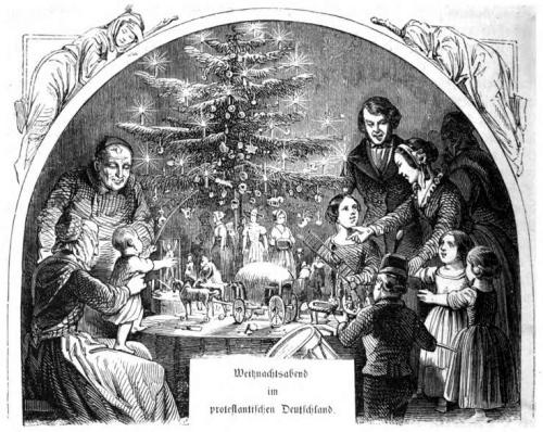 Das_festliche_Jahr_img426_Weihnachtsabend_im_protestantischen_Deutschland